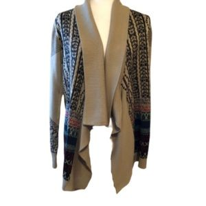 Staring at Stars open front cardigan size M